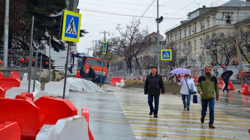 Погода в Крыму: ожидаются дожди и до +15 градусов