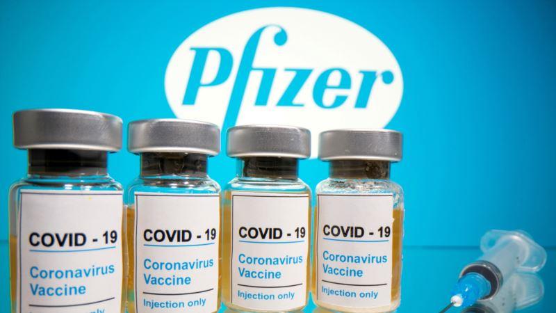 Pfizer хочет рассмотреть возможность регистрации своей вакцины в России