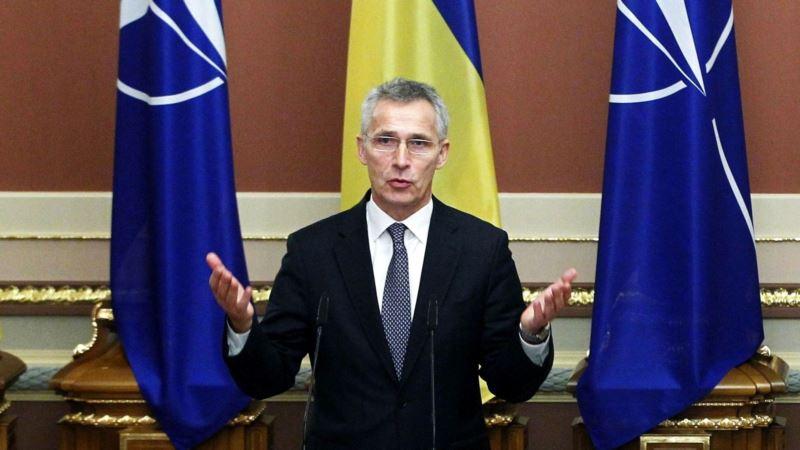 НАТО усилит военное присутствие на Черном море из-за российской угрозы в Крыму – Столтенберг