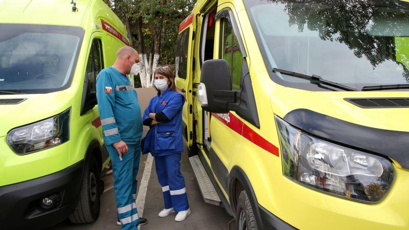 COVID-19: пять человек умерли в Крыму за сутки