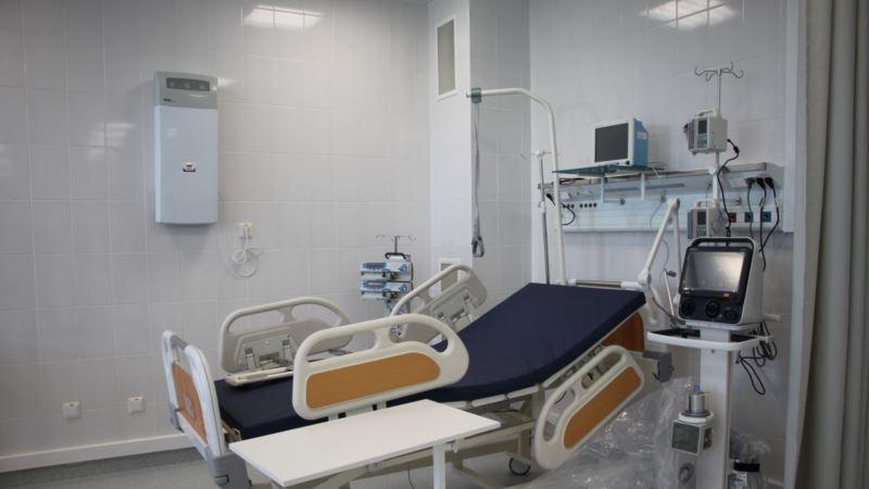 За сутки в Крыму от коронавируса скончались четыре пациента – власти