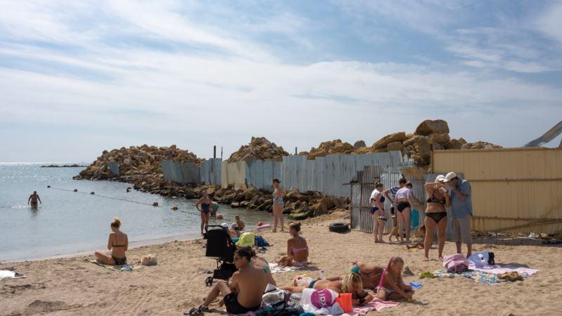 Власти Крыма посчитали, сколько заработали на туристах в 2020 году