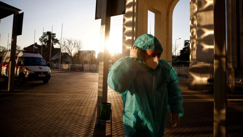 В России опять выявили больше 27 тысяч заразившихся COVID-19