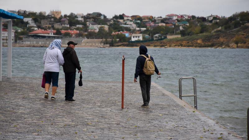 Погода в Крыму: переменная облачность, местами – заморозки