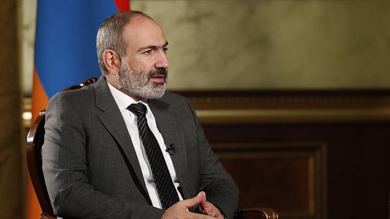 Премьер-министр Армении заявил, что ждет возвращения военных, чтобы «решить вопросы со скулящими под стенами»