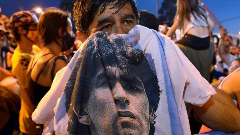Смерть Марадоны: его личного врача подозревают в непредумышленном убийстве