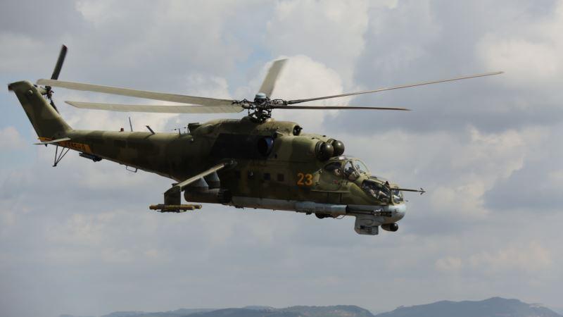 Азербайджанские военные сбили над Арменией российский военный вертолет