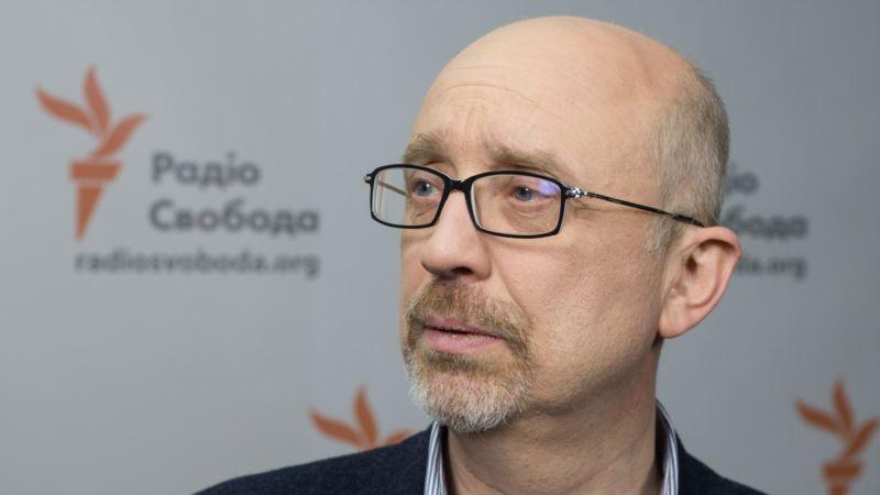 Украинские власти готовы развернуть гуманитарные лагеря на админгранице с Крымом – вице-премьер Резников