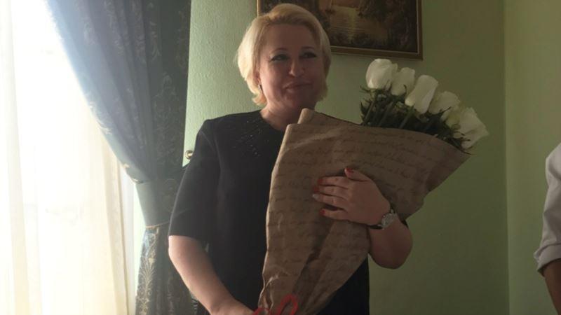 Аксенов предложил гендиректору «Массандры» в Крыму участвовать в конкурсе на пост главы Ялты