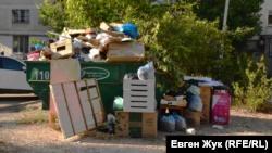 Севастополь: суд по «мусорным» тарифам повторно засекретили