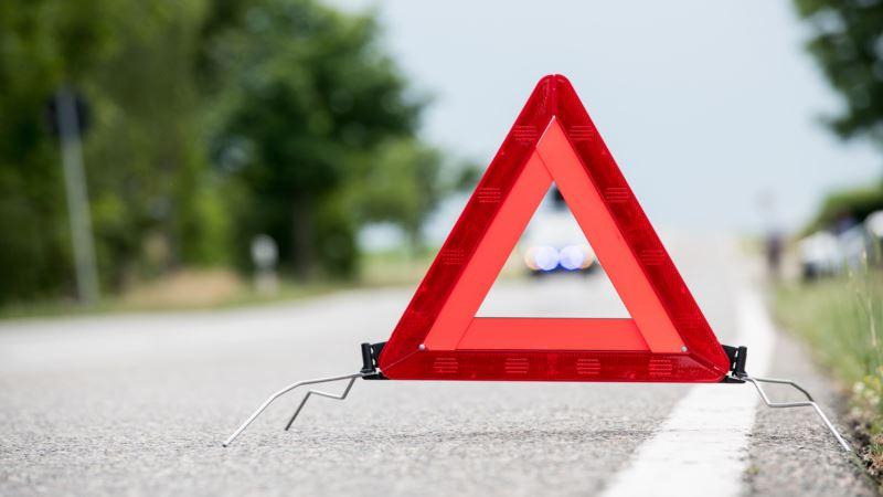 В Крыму иномарка насмерть сбила двух пешеходов – полиция