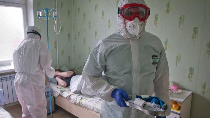 Пик заболеваний коронавирусом в Крыму начнется в январе – Роспотребнадзор