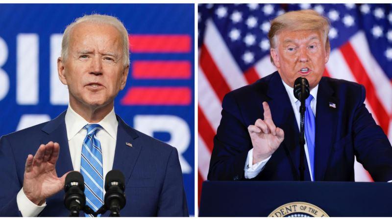Выборы президента США: Байден опередил Трампа в Пенсильвании