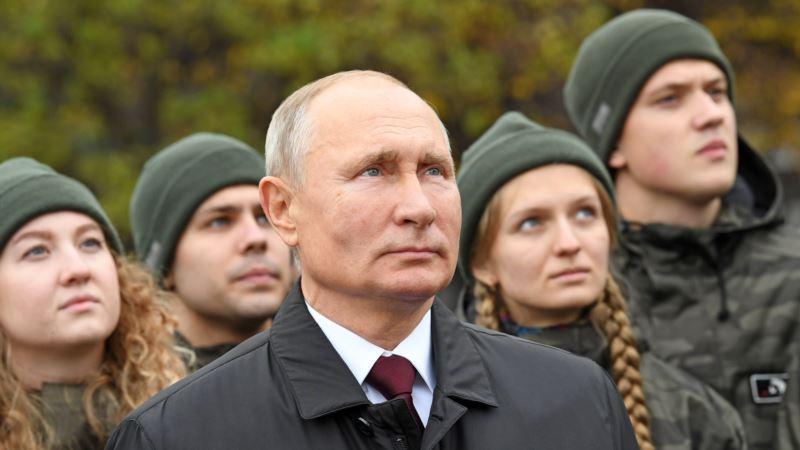 Путин назвал «неприемлемым» внешнее давление на Беларусь, Кыргызстан и Молдову
