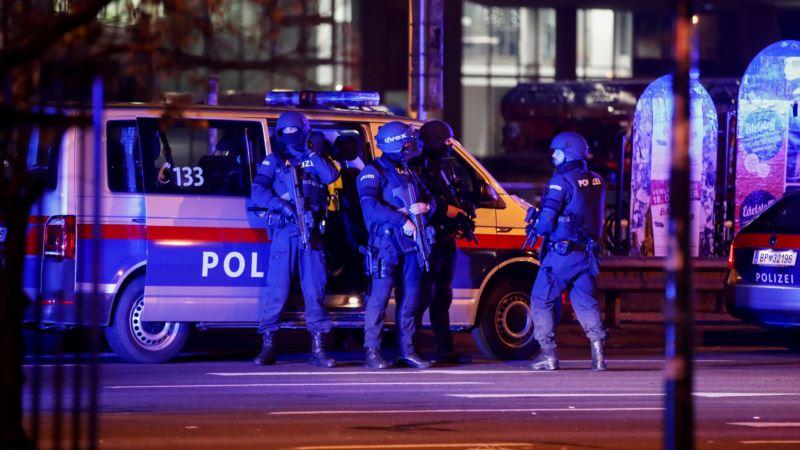 В Австрии объявили трехдневный траур после теракта в Вене