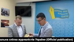 Киев: для крымскотатарских гражданских журналистов передали премию за защиту свободы слова