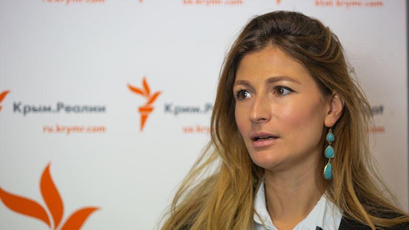 Джеппар представила евродепутатам платформу по деоккупации Крыма