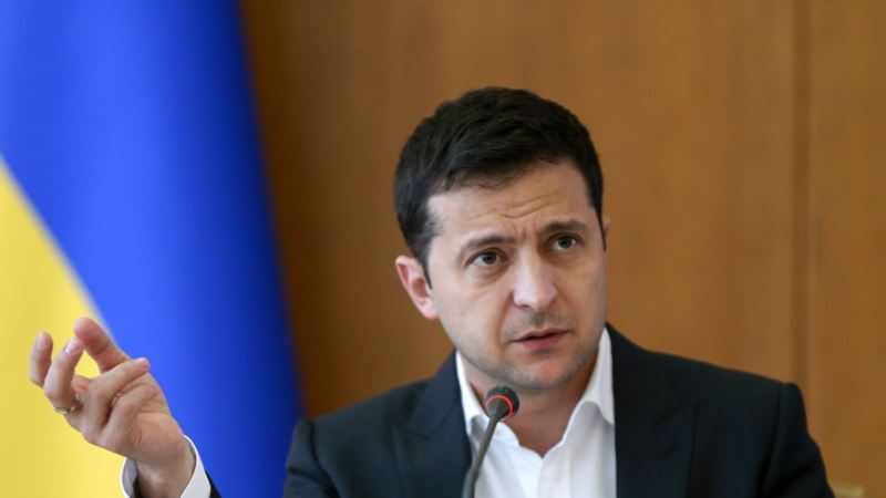 Президент Зеленский: «В вопросе деоккупации Крыма не обойтись без США»