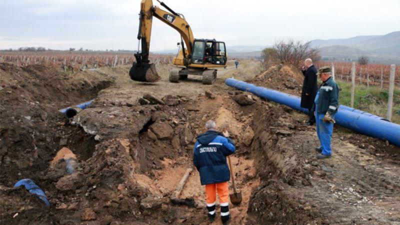 Спасатели уточнили количество объектов, оставшихся без газа из-за аварии в Балаклаве