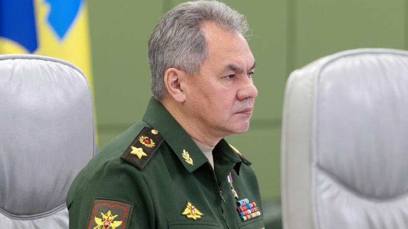 Глава Минобороны России Шойгу хочет построить в Севастополе новый медцентр для силовиков