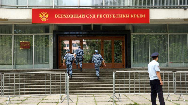 Симферопольское «дело Хизб ут-Тахрир»: суд в Крыму продлил арест шестерым фигурантам – адвокаты