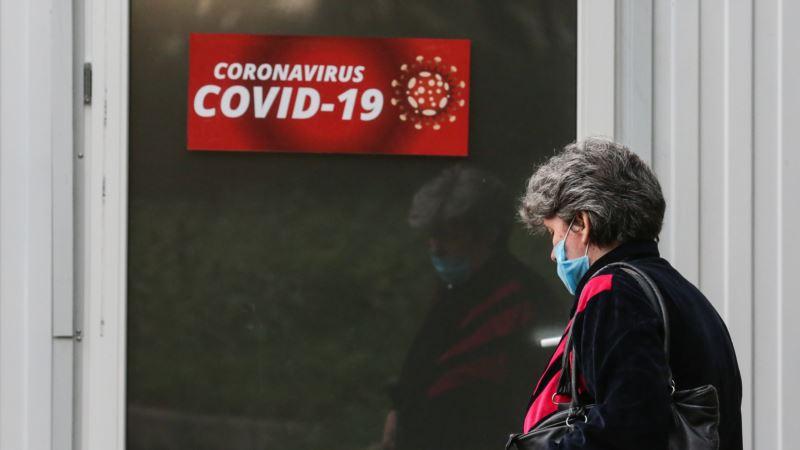 В Крыму за сутки выявили больше 300 случаев COVID-19 – власти