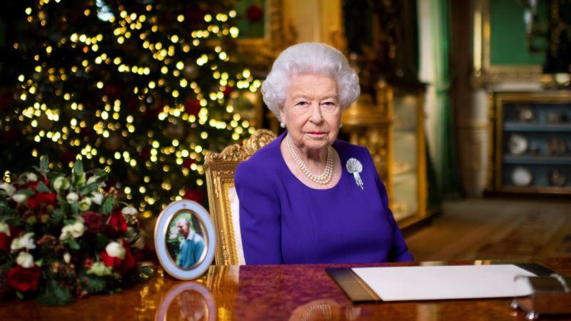 Рождество в Великобритании: королева Елизавета II обратилась к нации