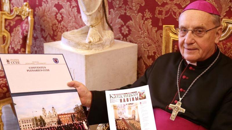 Беларусь: лидер католиков Тадеуш Кондрусевич вернулся в страну