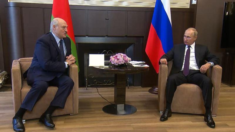 Россия предоставила кредит в миллиард долларов для Беларуси