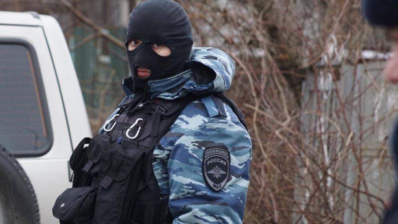 Утренний обыск ФСБ в доме крымскотатарского активиста Аметова связан с его сыном – Джелял