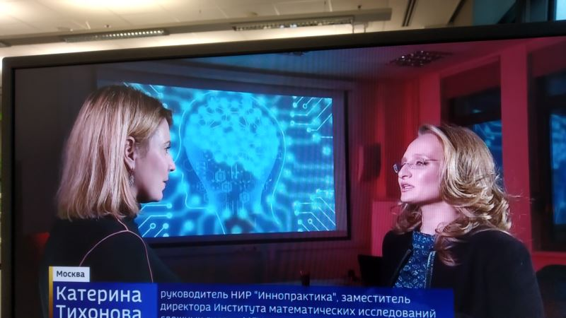 Россия: компания, долю в которой имеет Катерина Тихонова, получила первый госконтракт