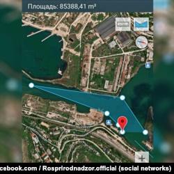 У берегов Севастополя выявили крупное загрязнение нефтью – Росприроднадзор