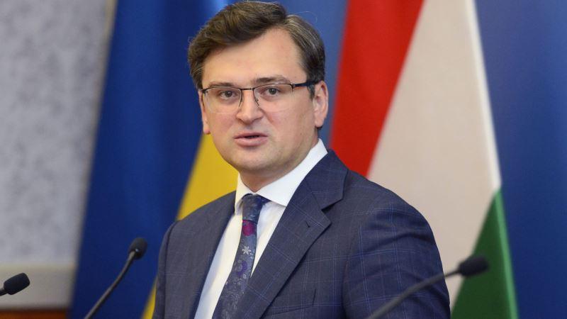 Кулеба рассказал о создании платформы по деоккупации Крыма во время визита в ОАЭ