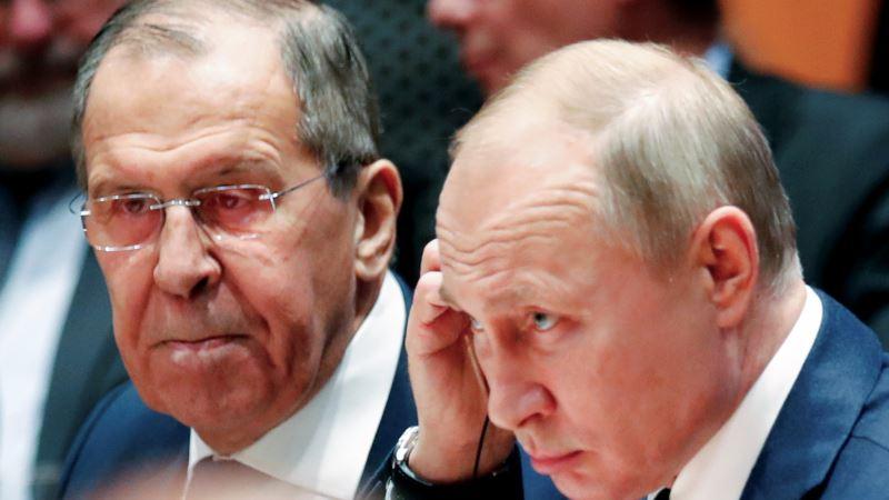 Россия ввела санкции против граждан ЕС в связи с «делом Навального»