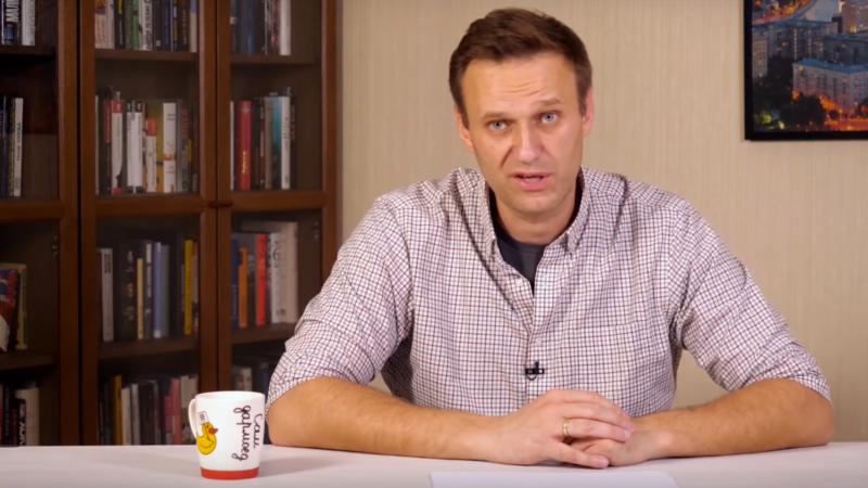 Следком России возбудил уголовное дело против Навального, его обвиняют в хищении пожертвований