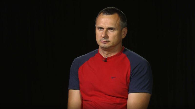 Сенцов о воде для Крыма: «Бочку за одного пленного» (+видео)