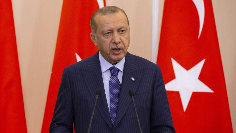 Эрдоган назвал проявлением «неуважения» возможные санкции США из-за покупки российского оружия