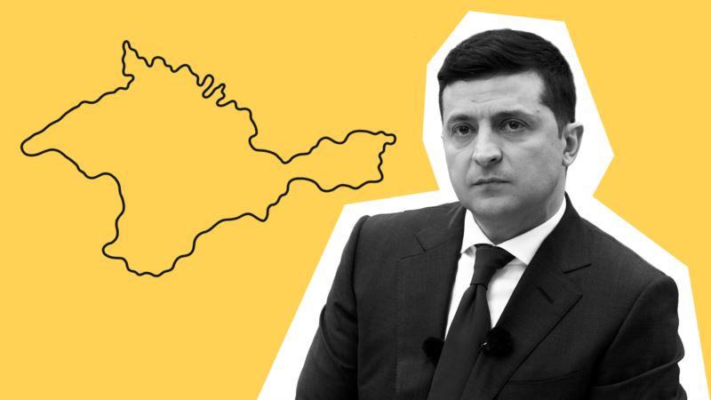 Владимир Зеленский призвал украинских дипломатов активнее привлекать зарубежные страны к Крымской платформе