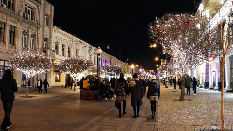 К концу «рождественских каникул» в Крым придет полярный воздух и дождь с мокрым снегом – синоптики