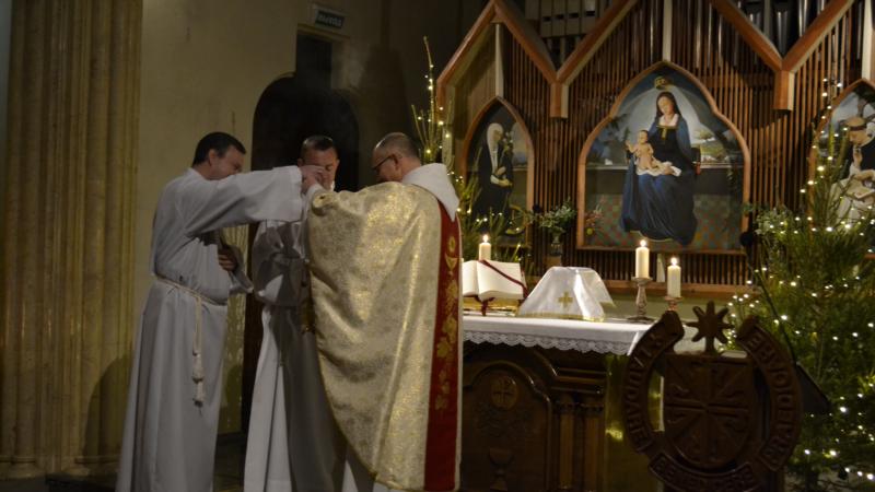 В Ялте община римско-католического прихода провела литургию накануне Рождества (+фото)
