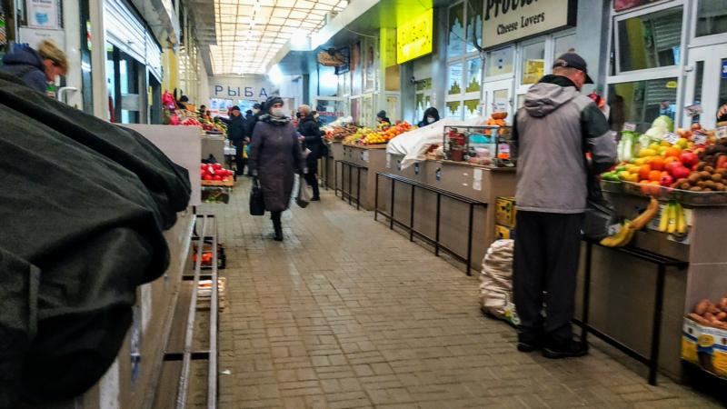В Севастополе подорожали морковь, огурцы и помидоры – статистика