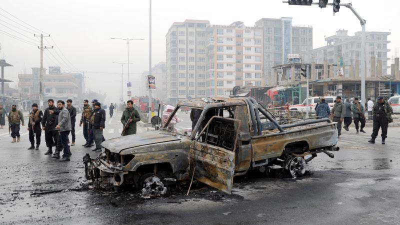 В Кабуле в результате взрыва погибли 8 человек, ранен депутат парламента Афганистана