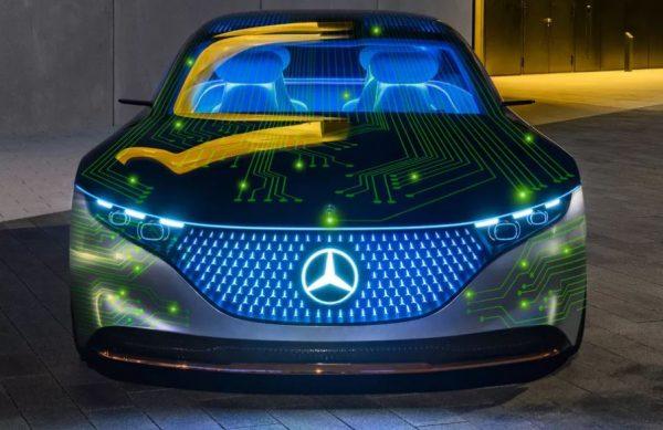 Официальный представитель Mercedes-Benz в Москве
