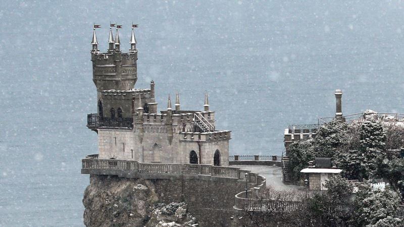 В Крыму резкое похолодание и дождь, переходящий мокрый в снег – синоптики
