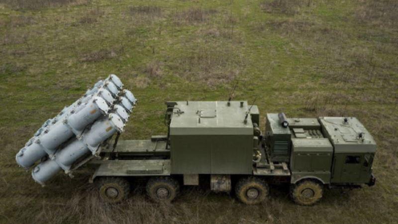 В Крыму развернули российский ракетный комплекс «Бастион» – командование