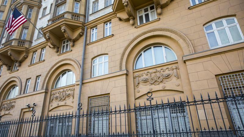 Экс-сотрудницу посольства США в России обвинили в краже данных