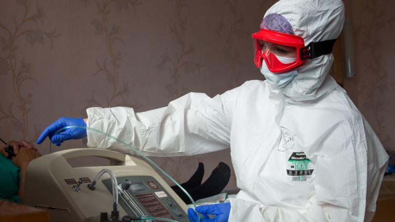 В Севастополе еще пять пожилых пациентов умерли от COVID-19 – власти