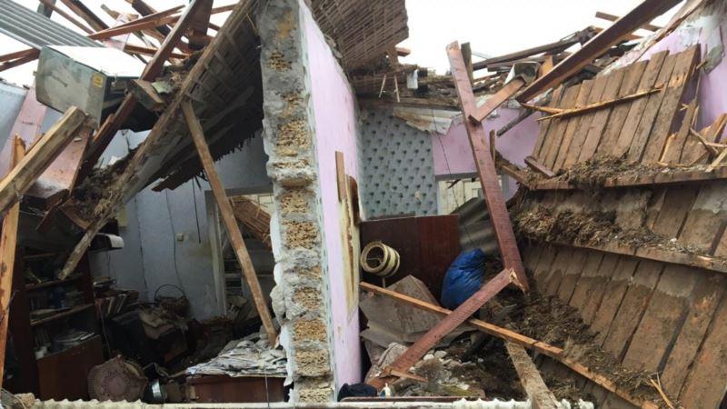 Взрыв газа на западе Крыма: одна из пострадавших скончалась