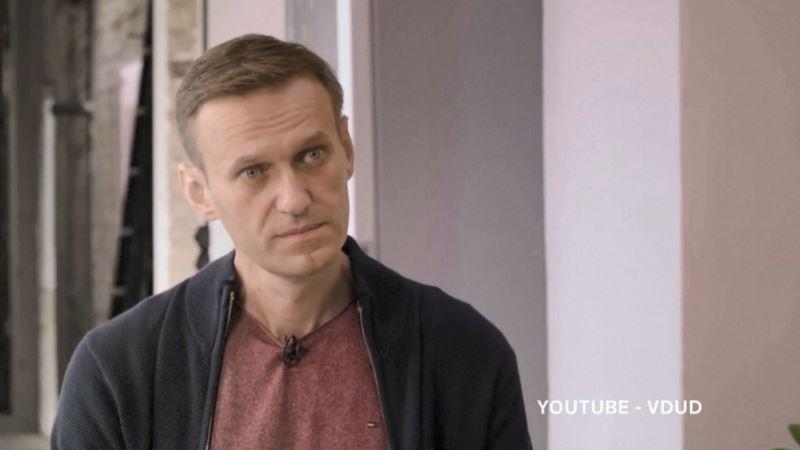 Россия: Алексея Навального объявили в федеральный розыск