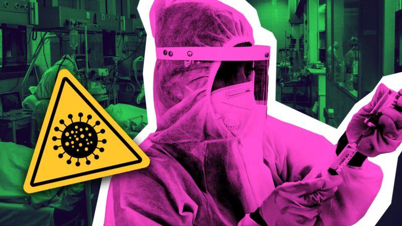 Новый штамм коронавирусной инфекции обнаружили в Китае